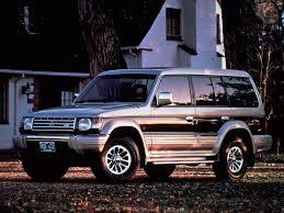 Pajero Wagon Mitsubishi Pajero Wagon 1991 1999 Mitsubishi Pajero Wagon 1991