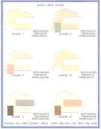 arc approved paint colors