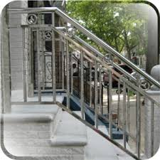 Stainless Steel Banister Stainless Steel Railing Design Android Apps On Google Play