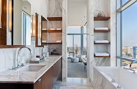 floating vanity modern bathroom more design build