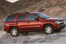 chevrolet trailblazer 2001 chevrolet trailblazer pictures history value research