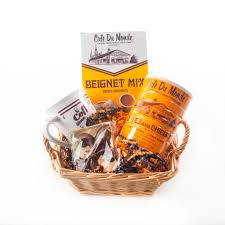 new orleans gift baskets cafe du monde coffee cajun gift baskets new orleans gift