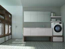 Laundry Room Cabinet With Sink Spazio Time 06 Laundry Room Cabinet With Sink By Idea