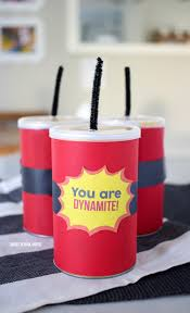 House Gift You Are Dynamite Pringles Can Smart House