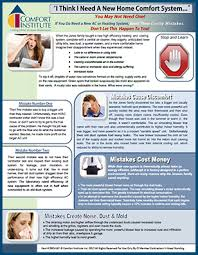 Comfort Resources Informative Heating U0026 Cooling Resources For Home Owners