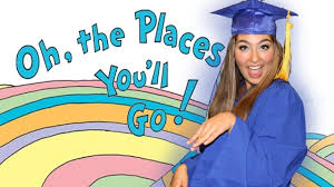 oh the places you ll go graduation party graduation oh the places you ll go