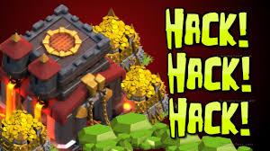 clash of clans glitched village bug or glitch weird loot