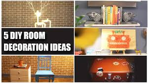 5 diy room decorating ideas mad stuff with rob