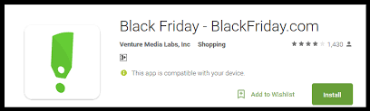 best black friday deals shopping apps top 10 black friday 2016 shopping apps for android