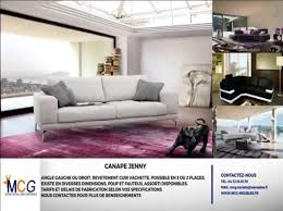 canapé design de luxe canapé bout de canapé design élégant canapã canapã cuir 2 places