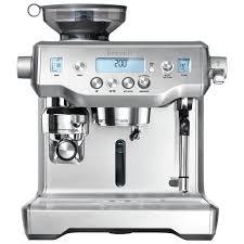 breville oracle espresso machine brebes980xl coffee makers
