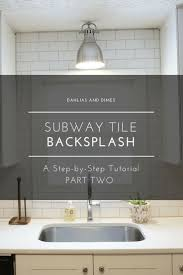 Installing Tile Backsplash Kitchen Best 25 Laying Tile Ideas On Pinterest Diy Shower Diy Shower