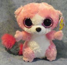 ty beanie boo boos bubblegum lemur 6