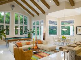 Florida Style Living Room Furniture Florida Vernacular Key West Style Home Contemporary Family