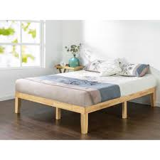 Bed Frame Plans With Drawers Zinus Solid Wood Ideas And Platform Bed