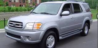 2001 toyota sequoia toyota sequoia picture used car pricing financing and trade in