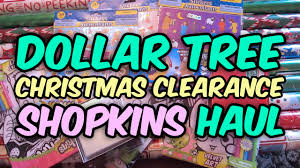 clearance christmas wrapping paper dollar tree haul christmas clearance shopkins stickers
