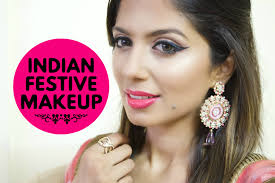 cly wedding guest makeup tutorial indian festive makeup wedding guest makeup