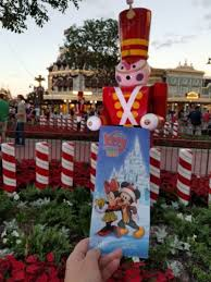 review mickey u0027s merry christmas party 2016
