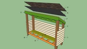 Free Plans For Building A Wood Shed by Generator Shed Plans Free Outdoor Plans Diy