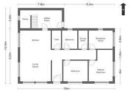 easy floor plans simple house floor plans with measurements internetunblock us