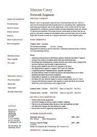 part time network engineer cover letter