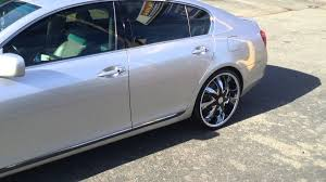 lexus cars for sale nc 2006 lexus gs300 rolling out of rimtyme of charlotte on a set of