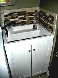diy utility sink cabinet laundry room utility sink cabinet simplihome utility requirements