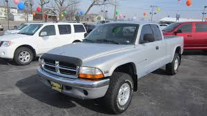 dodge dakota slt 2000 dodge dakota slt 4x4 v8 tour start up