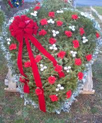 heart grave blanket monument saddles vase grave blankets