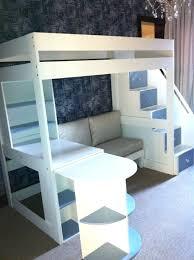 desk bed desk bunk loft bed desk combo plans twin loft bed desk