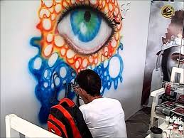gelibolu do an dinc airbrush painting eye paint on wall mural gelibolu do an dinc airbrush painting eye paint on wall mural youtube