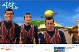 Lazy Town Meme - lazytown official channel joining in on the meme restaurantsthatmeme