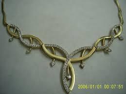 aur iasi colier dama aur galben 14k marc gold amanet iasi amanet