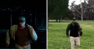 Green Man Meme - a scene from get out has sparked a meme that s scary awesome
