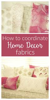 how to choose coordinating home decor fabrics two purple couches