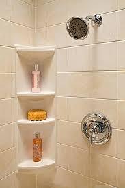 Bathroom Shower Organizers Tile Shower Shelf Ideas Fresh Ceramic Corner Bathroom Wall With