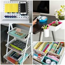 Organized Desk 16 Ideas For The Most Organized Desk Intended Popular House