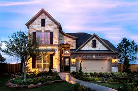 New Homes Decorated Models by Cinco Ranch Offers New Homes From 350 000s By Ryland Trendmaker