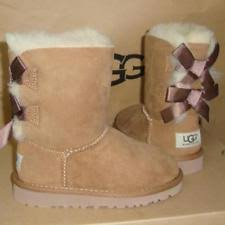 ugg s boots size 11 ugg t orin suede chestnut toddler boots 1005144t us size 11