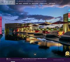 madeira design hotel europe s leading design hotel the vine professional cms