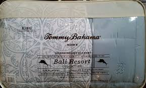 Tommy Bahama Down Alternative Comforter Amazon Com Tommy Bahama Down Alternative Bali Resort King Size