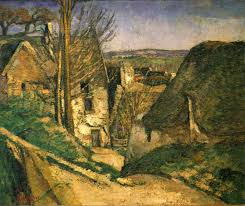 Das Haus Cézanne Paul Das Haus Des Gehenkten Bei Auvers Zeno Org