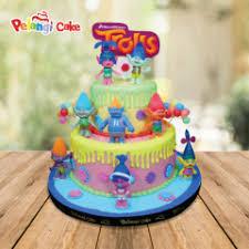 cara membuat hiasan kue ulang tahun anak pelangi cake menyediakan aneka kue ulang tahun dan pengantin untuk