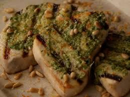 swordfish with citrus pesto recipe giada de laurentiis food