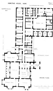 Victorian Mansion Floor Plans Old Victorian House Plans by Gothic Villa House Rear Of House From The 1800s Regency