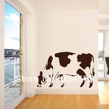 wall art design ideas cheap wall art murals decals stickers cheap wall art murals decals stickers sample great aliexpress hot moo cow grazing farm animal diy