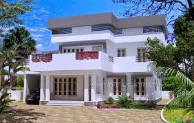 evens construction pvt ltd may 2014 4 bedroom 2500 sq ft house rendering
