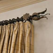 Curtain Rods And Finials Photos Hgtv