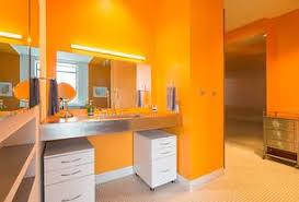 orange bathroom ideas modern orange bathroom design ideas pictures zillow digs zillow